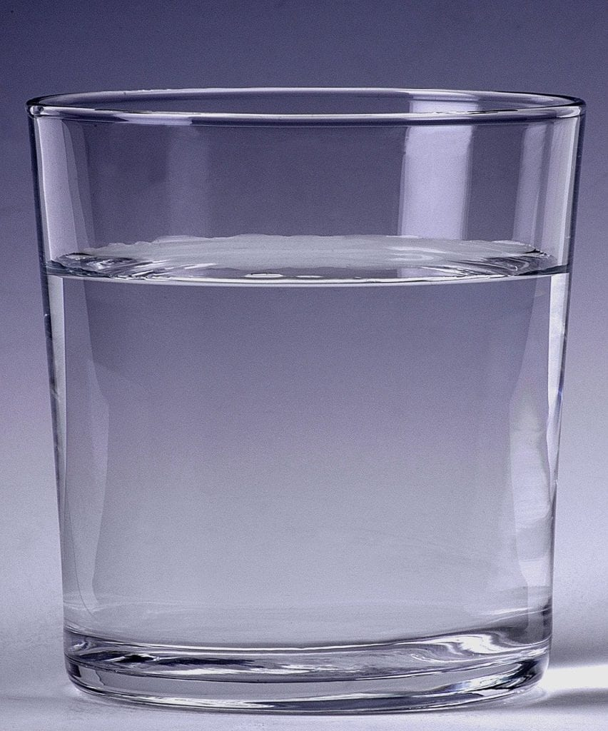 water, glass, drink